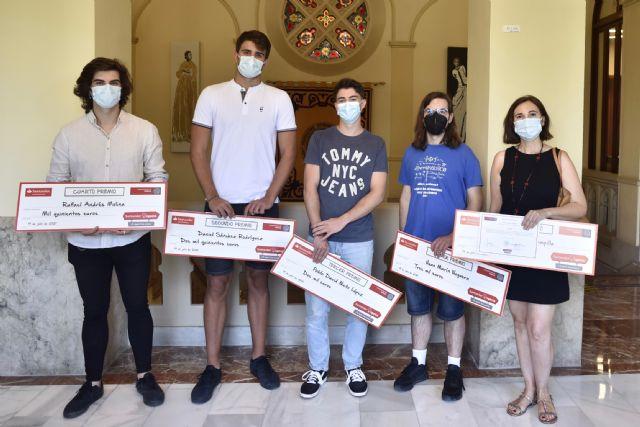 La Universidad de Murcia entrega los premios ´Santander Ingenio Bernardo Cascales´ - 2, Foto 2