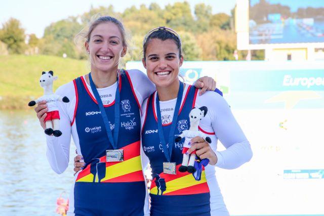 Las embarcaciones españolas de remo ya han llegado a Tokio para preparar su cita olímpica - 1, Foto 1