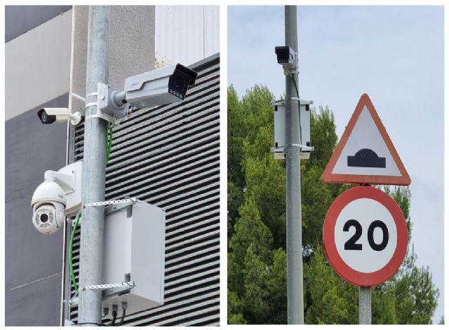 El Ayuntamiento de Cieza instala un avanzado sistema de videovigilancia en Ascoy - 1, Foto 1