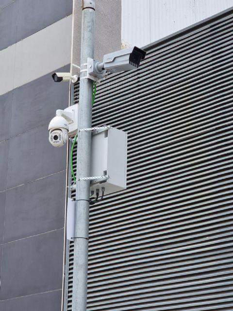 El Ayuntamiento de Cieza instala un avanzado sistema de videovigilancia en Ascoy - 4, Foto 4