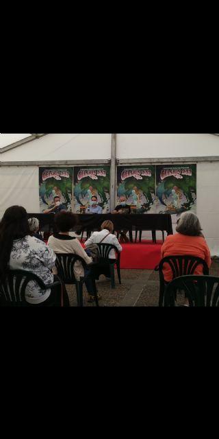 Autores murcianos en Festival Internacional Celsius 232 - 2, Foto 2