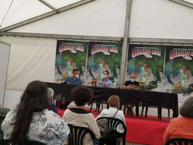 Autores murcianos en Festival Internacional Celsius 232 - 3, Foto 3