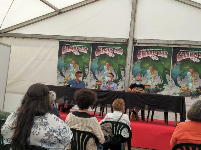 Autores murcianos en Festival Internacional Celsius 232 - 4, Foto 4