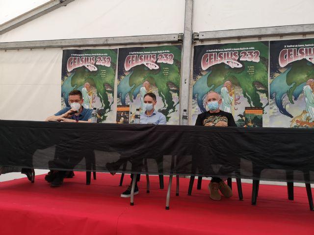 Autores murcianos en Festival Internacional Celsius 232 - 5, Foto 5