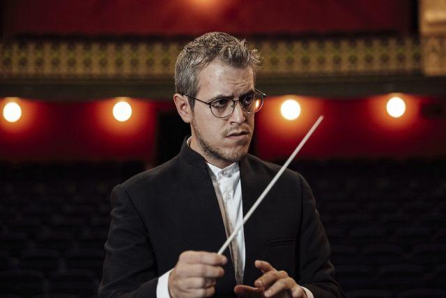 Daniel Ros, premiado en el I Concurso Internacional de Dirección de Orquesta Llíria, City of Music - 1, Foto 1