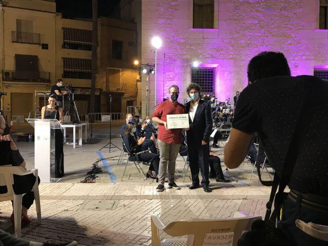 Daniel Ros, premiado en el I Concurso Internacional de Dirección de Orquesta Llíria, City of Music - 2, Foto 2