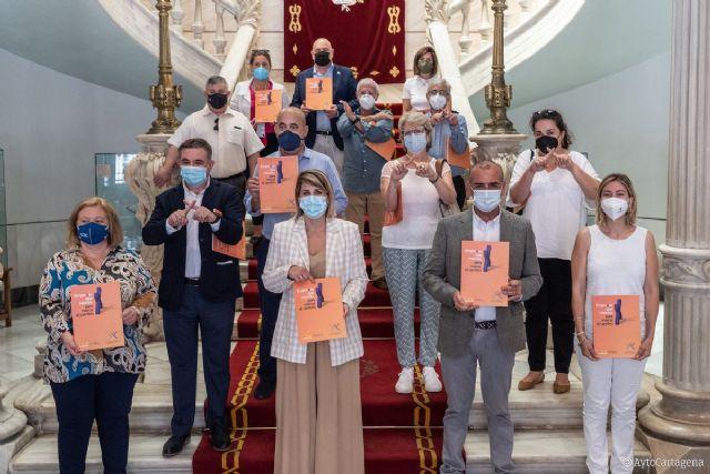 El Ayuntamiento anima a las empresas cartageneras a marcar la casilla Empresa Solidaria en el Impuesto de Sociedades - 1, Foto 1