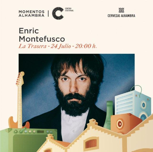 Enric Montefusco vuelve a Momentos Alhambra - 1, Foto 1