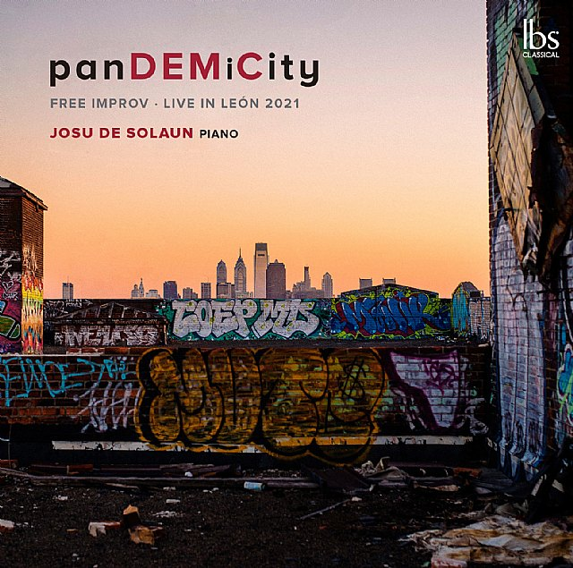 Josu de Solaun presenta 'panDEMiCity', un disco que rinde homenaje a Keith Jarret grabado en León - 1, Foto 1