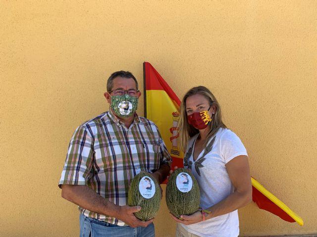 El Monarca renueva su apoyo al atletismo murciano - 1, Foto 1