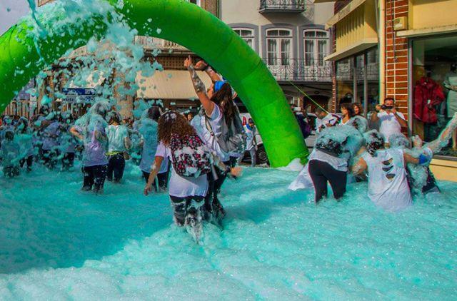 Mazarrón celebrará este sábado la carrera de espuma de colores ´Spume Run´, Foto 1