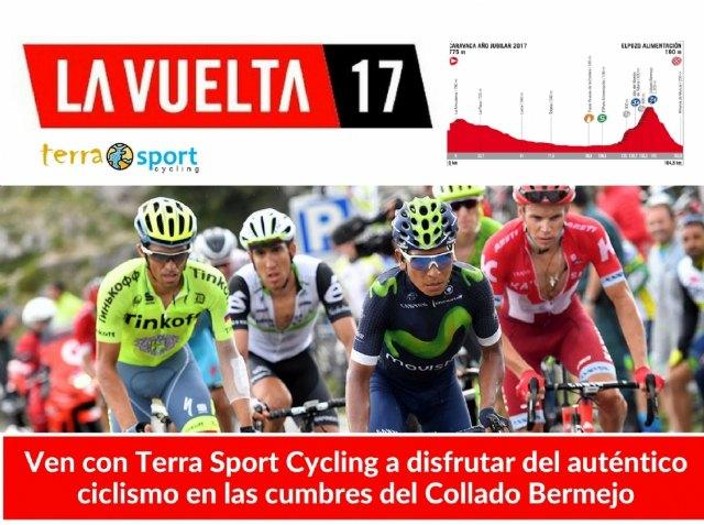 Organizan una ruta Totana-Collado Bermejo para disfrutar del auténtico ciclismo en las cumbres de Sierra Espuña y ver pasar la Vuelta Ciclista a España, Foto 1