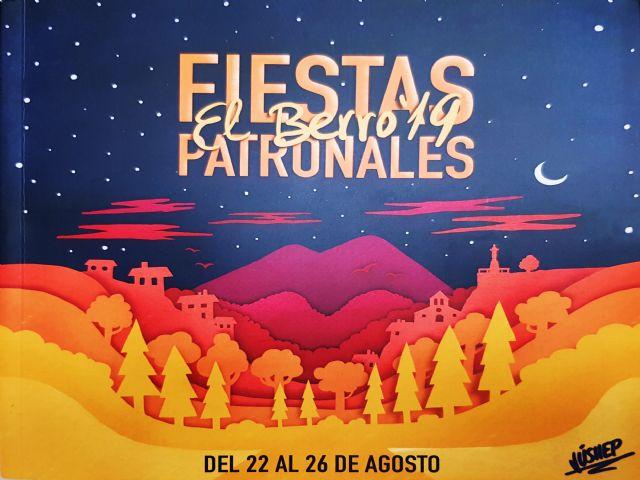 Programa de fiestas El Berro 2019, Foto 3