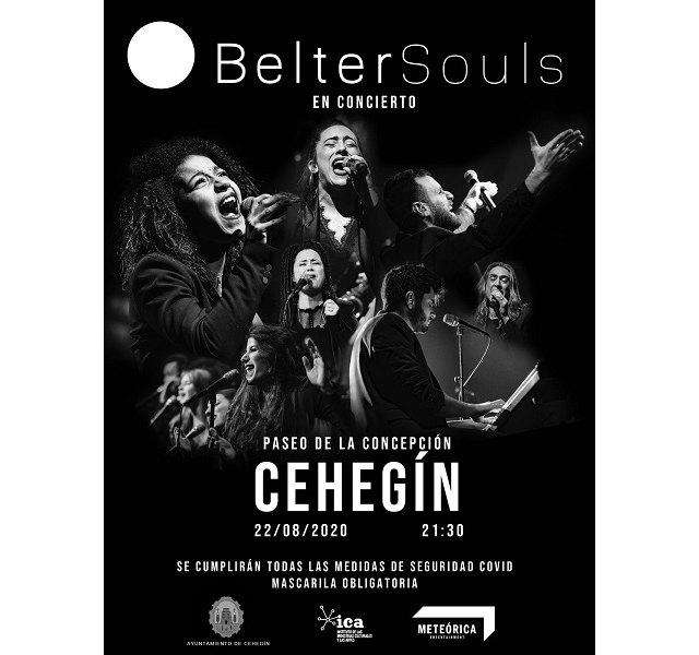 """Belter Souls actuará el sábado 22 de agosto en Cehegín dentro del proyecto """"Noches Al Raso"""" - 1, Foto 1"""