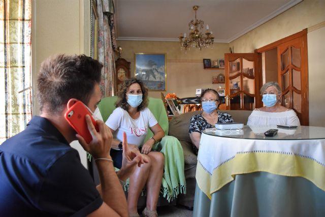 Casi un centenar de vecinos de Archena se benefician del servicio de teleasistencia municipal gratuito - 1, Foto 1