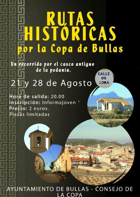 Rutas históricas por La Copa de Bullas - 1, Foto 1