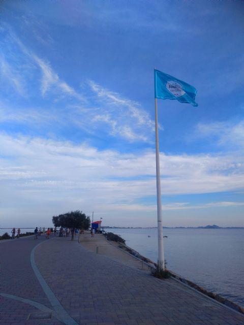 La consejera de Turismo preside el acto de izada de la bandera Safe Tourism Certified - 2, Foto 2