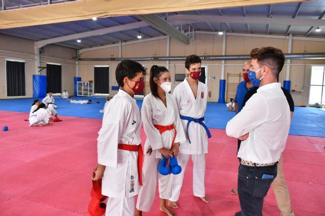 Selección Española de Karate, en la categoría juvenil - 1, Foto 1