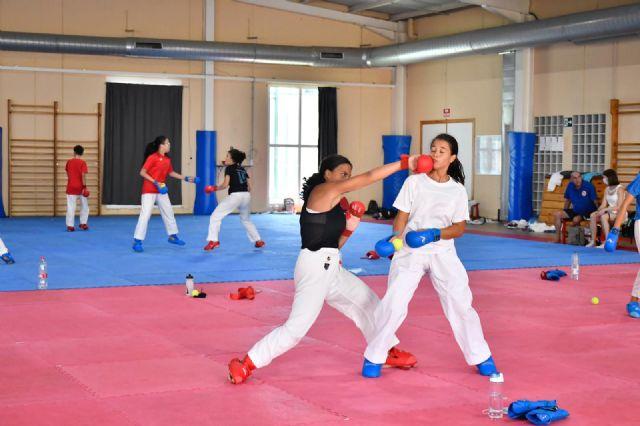 Selección Española de Karate, en la categoría juvenil - 2, Foto 2