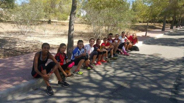 Return to the Regional League schedule counselors Club Totana Orientation