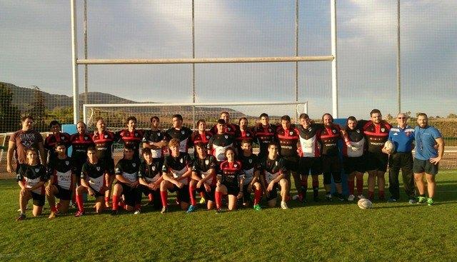Chronicle Rugby match played between CRTotana VS Senior CRTotana Cadete