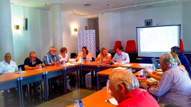 Campoder acuerda en Mazarrón la estrategia a seguir para el desarrollo de las zonas rurales - 1, Foto 1
