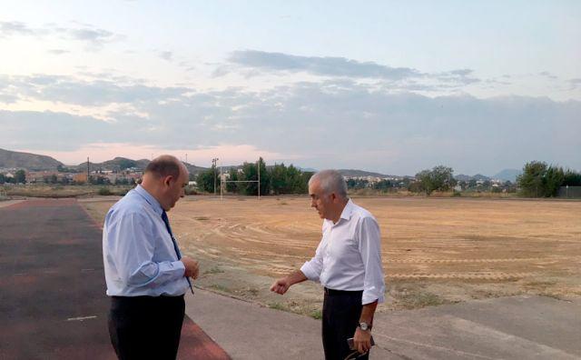 El PSOE exige la recuperación de la pista de atletismo - 1, Foto 1