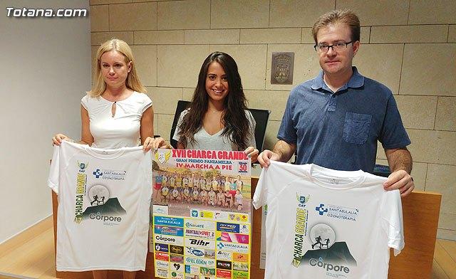 La XVII Charca Grande-Gran Premio Panzamelba se celebrará el próximo 30 de septiembre y contará con la IV Marcha a Pié - 1, Foto 1
