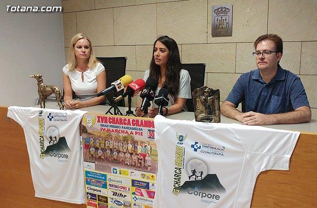 La XVII Charca Grande-Gran Premio Panzamelba se celebrará el próximo 30 de septiembre y contará con la IV Marcha a Pié - 2, Foto 2