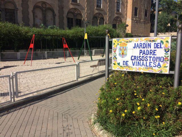 Se preparan más de 50 obras en calles, caminos rurales, parques y jardines