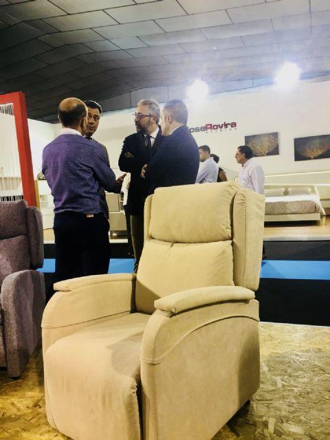 El PP destaca que la Feria del Mueble de Yecla es uno de los mayores escaparates del sector a nivel nacional e internacional - 2, Foto 2
