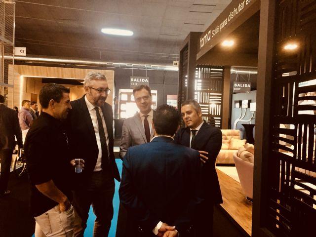 El PP destaca que la Feria del Mueble de Yecla es uno de los mayores escaparates del sector a nivel nacional e internacional - 3, Foto 3