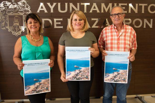 Mazarrón acoge este domingo la asamblea anual de la AECC de la Región de Murcia - 1, Foto 1