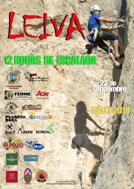 Rally 12 Horas de Escalada Valle de Leiva, Foto 1