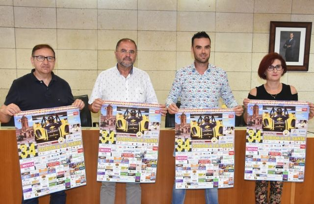 The 34th Ascent to La Santa, penultimate scoring event for the Spanish Mountain Championship, will be held from September 27 to 29, with more than 60 pilots, Foto 1