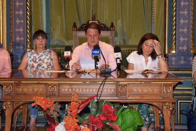 El Pleno aprueba apoyar la declaracion de zona catastrófica para la Región de Murcia por unanimidad, Foto 2
