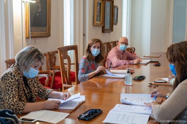 La Junta de Gobierno aprueba la convocatoria de subvenciones a las entidades de discapacidad por un importe de 100.000 euros - 1, Foto 1