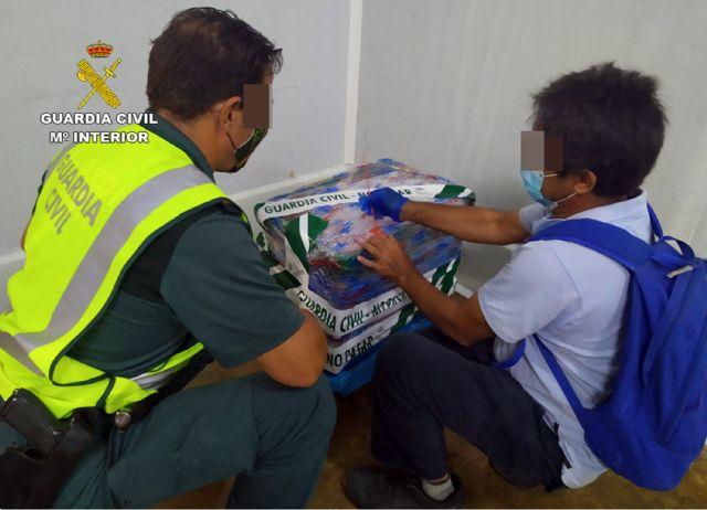 La Guardia Civil sorprende a un vecino de Cartagena con más de 50 kilos de doradas capturadas ilícitamente - 1, Foto 1