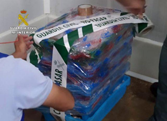 La Guardia Civil sorprende a un vecino de Cartagena con más de 50 kilos de doradas capturadas ilícitamente - 3, Foto 3