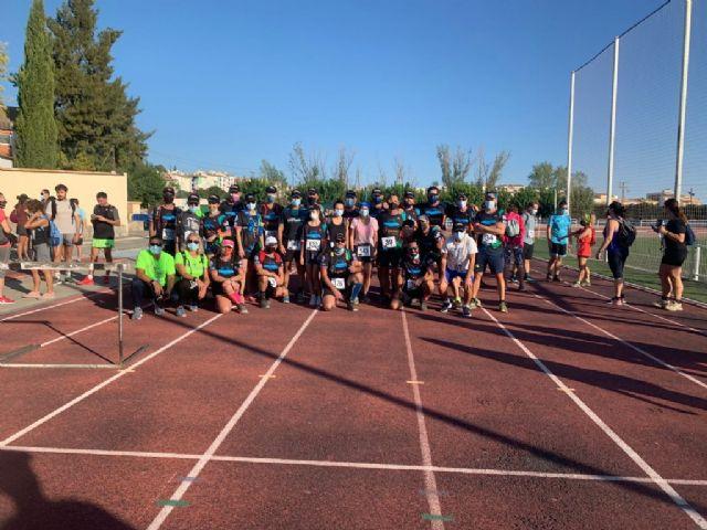 Buen ambiente y alta participación en la VI Marcha por las Enfermedades Raras de Cehegín - 3, Foto 3