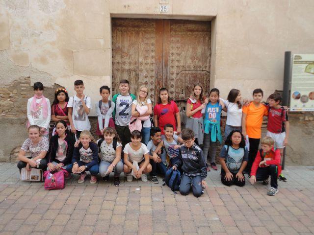 Visita escolar al patrimonio municipal, Foto 1
