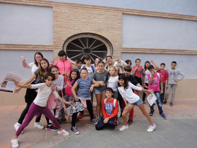 Visita escolar al patrimonio municipal, Foto 2