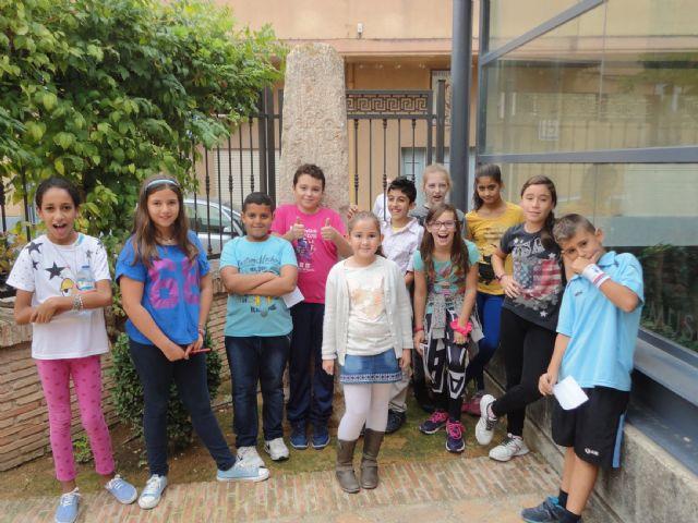 Visita escolar al patrimonio municipal, Foto 3