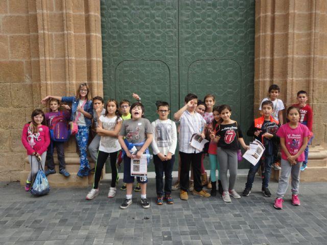 Visita escolar al patrimonio municipal, Foto 4