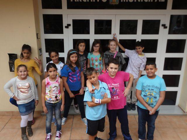 Visita escolar al patrimonio municipal, Foto 5