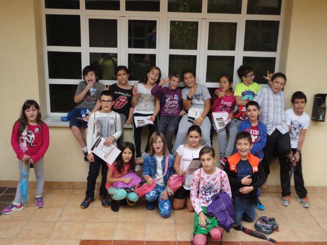 Visita escolar al patrimonio municipal, Foto 6