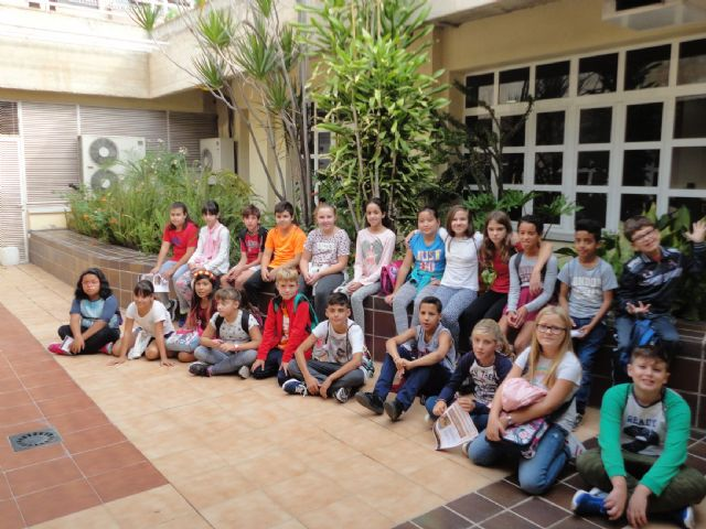 Visita escolar al patrimonio municipal, Foto 7