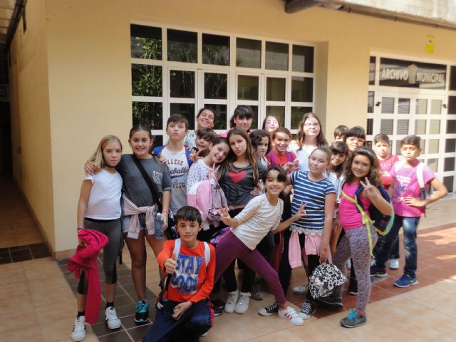 Visita escolar al patrimonio municipal, Foto 8