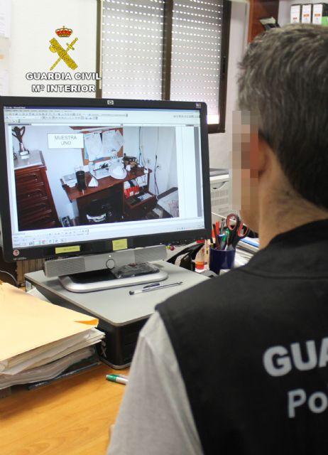 La Guardia Civil detiene a un menor de edad por el robo en una vivienda de Roldán-Torre Pacheco - 1, Foto 1