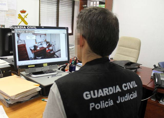 La Guardia Civil detiene a un menor de edad por el robo en una vivienda de Roldán-Torre Pacheco - 2, Foto 2
